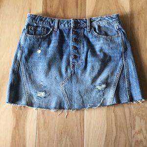 *NWOT* Jean skirt
